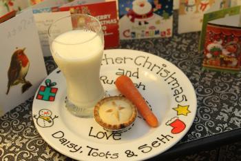 for santa himself