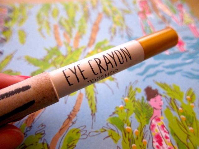 Topshop Eye Crayon Gold Digger